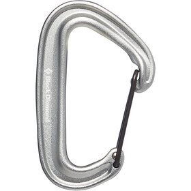Black Diamond Miniwire Karabinek, light gray